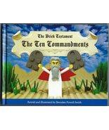 The Brick Testament: The Ten Commandments Hardcover Edition NEW 2004 - $12.95