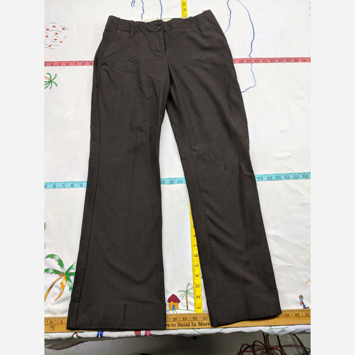 Women's Size 2R The Limited Cassidy Fit Dress Pants