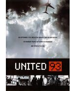United 93 (DVD, 2006, Full Frame) - €5,99 EUR