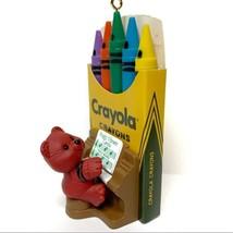 Hallmark Keepsake Ornament Bright Vibrant Carols Crayola Crayon Christma... - $24.70