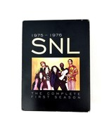 Saturday Night Live SNL - The Complete First Season DVD, 8-Disc Set 1975... - $20.56