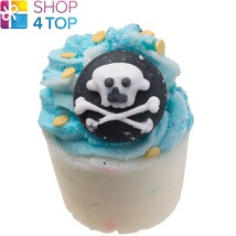 WALK THE PLANK BATH MALLOW BOMB COSMETICS SEA MIST CEDARWOOD HANDMADE NA... - $4.05