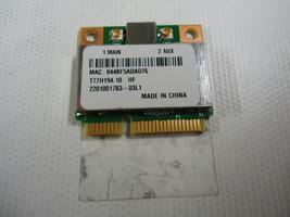 Acer Aspire One 725 725-0487 WIFI Wireless Card T77H194.10 BCM94313HMG2L - $4.70
