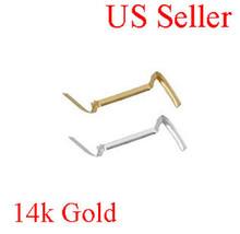 14K SOLID YELLOW or  WHITE GOLD MEN RING GUARD ADJUSTER TIGHTENER US SELLER - $29.99