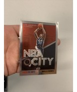 2019-20 Panini NBA Hoops Premium Stock NBA City Jayson Tatum Lowry Williams - $9.49