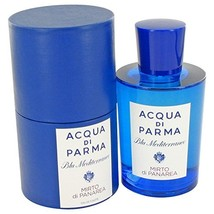 Blu Mediterraneo Mirto Di Panarea by Acqua Di Parma 5 oz EDT Spray (Unis... - $93.85
