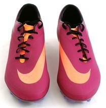 Nike Magenta & Orange Hyper Venom Phatal FG Soccer Cleats Women's NEW - $112.49