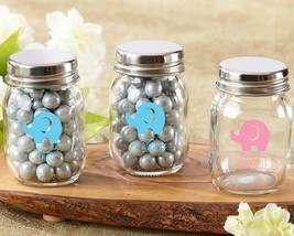 Personalized Printed  Mini Mason Jar - Little Peanut (3 Sets of 12)  - $59.99