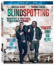 Blindspotting  [Blu-ray+DVD, 2018]