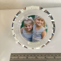 Lenox Jeweled Ice Diamond Picture Frame with Original Box - $18.81