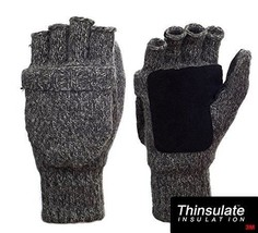 Metog Suede Thinsulate Thermal Insulation Mittens,Gloves - $27.14 CAD
