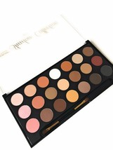 City Color Collection Everyday Neutrals Eyeshadows. 21 Mixed Neutral Toned. - $16.83