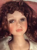 "Vintage 25"" J. Misa Collection Long Hair Porcelain Doll/ Limited Edition - $38.00"