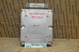1996 Ford Crown Victoria Engine Control Unit ECU F6AF12A650CF Module 223-7A2 - $45.45