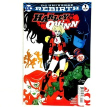 "Harley Quinn #1 DC 2016 NM ""Afterbirth"" Poison Ivy Gang of Harleys - $4.90"