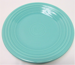 "Fiesta 9"" Luncheon Plate  Color: Turquoise - $19.68"