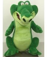 Disney Store Tic Toc Crocodile Collectible Peter Pan Plush 12″ - $14.84