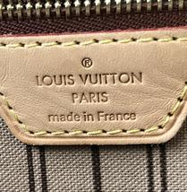 #32322 Louis Vuitton Neverfull Neo Nm Large Gm Tote Work Canvas Shoulder Bag image 7