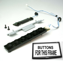 CONTROL BUTTONS + LCD LIGHT FOR SAMSUNG SYNCMASTER 2233 MONITOR - PARTS - $4.95