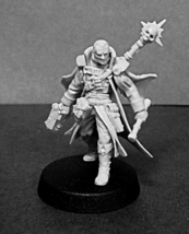 """28mm wargaming and collectible miniature, Inqusitor Gregor by """"W"""" Artel - $10.99"""