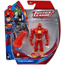 DC Justice League Series Exclusive 5 Inch Tall Action Figure - The Flash