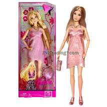 Year 2007 Barbie Fashion Fever Series 12 Inch Doll - SUMMER in Pink Dress - $54.99