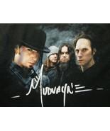 T-Shirt concert Mudvayn black color tshirt size XL - $39.95