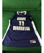 George Washington University #11 Brooke Wilson Nike Extra Large (XL) Jersey - $29.99