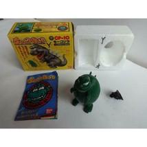 TAMAGORAS CHARANPORAN CP-10 Mor Godzilla BANDAI Vintage Toy Used Japan - $229.99