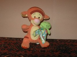 Fisher Price Mattel Winnie the Pooh Baby TIGGER with Rattle 2004 - $34.41