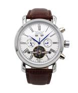 JARAGAR A540 Full Calendar Automatic Mechanical Watch Business Style Men... - $55.10