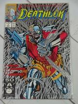 DEATHLOK #1 Marvel July 1991 McDuffie/Wright Denys Cowan - C2425 - $1.34