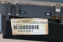 05-09 Land Rover LR3 Floor Console Control Switch Panel Terrain YUD501230WUX image 9