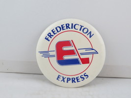 Vintage AHL Hockey Pin - Fredericton Express - Celluloid Pin - $24.00