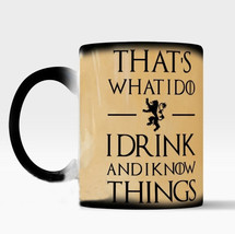 momentfrozen Tyrion Lannister Game of Thrones mug Ceramic - $30.95