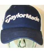 TaylorMade R7 Red Navy Blue White embroidered Dad Golf adjustable Cap Hat  - $17.95