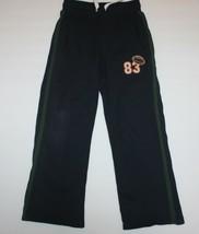 Gymboree Football Champ Sweat Pants Bottoms size 7 - $6.99