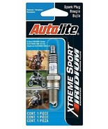 Autolite XS4163DP Xtreme Sport Iridium Powersports Spark Plug - $5.93