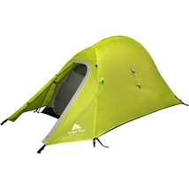"""Ultra Light Back Packing 4' x 7' x 42"""" Tent with Full Fly, Sleeps 1 Green - $49.03"""