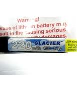 Glacier 3.7V 220mAh 45C Lipo Battery for Blade Nano CPX / Nano QX - NEW - $7.87