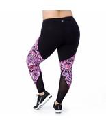Asha Plus Size Sports Legging - $29.95