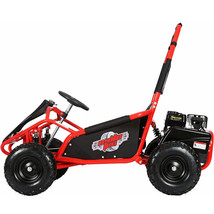 MotoTec Mud Monster 98cc 4-Stroke Kids Off the Road Go Kart Age 13+ Up to 25 MPH image 15