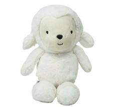 """9 """" Carter's Blanc Bébé Mouton Hochet #67178 Peluche Animal Jouet Adorable 2016 - $64.32"""