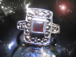 HAUNTED ANTIQUE RING ALEXANDRIA'S MASTER KEY HIGHEST LIGHT COLLECTION MAGICK - $10,330.77