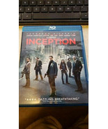 Inception (Blu-ray Disc, 2010) Like New Condition! - $5.30