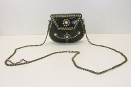Unbranded Metal Small Vintage Shoulder Purse Crossbody image 2