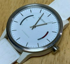 Garmin VIVOMOVE Men 50m Fitness Tracker Smartwatch Analog Quartz Watch~New Batt - $73.88