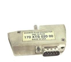 SCHNEIDER MODICON 170XTS02000 MODBUS PLUS CONNECTOR DB9 TO RJ45