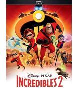 Incredibles 2 (2018 DVD) - $7.92
