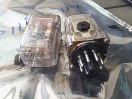 (2) KRP-11DG-110 Potter & Brumfield Amf Te 110VDC Relay New Nos Rare Sale $24 - $23.76
